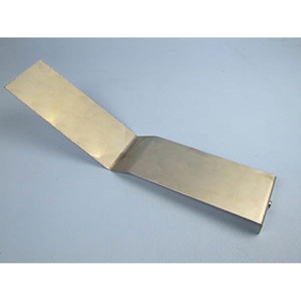 Breite Edelstahlelektrode