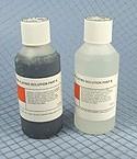 Schwarz Rhodium Elektrolyt