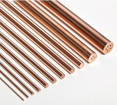 Kupfer Elektrode